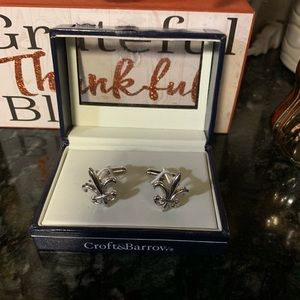 Croft&barrow cufflinks